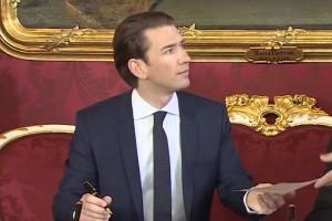 Austria: Sebastian Kurz zaprzysiężony na kanclerza