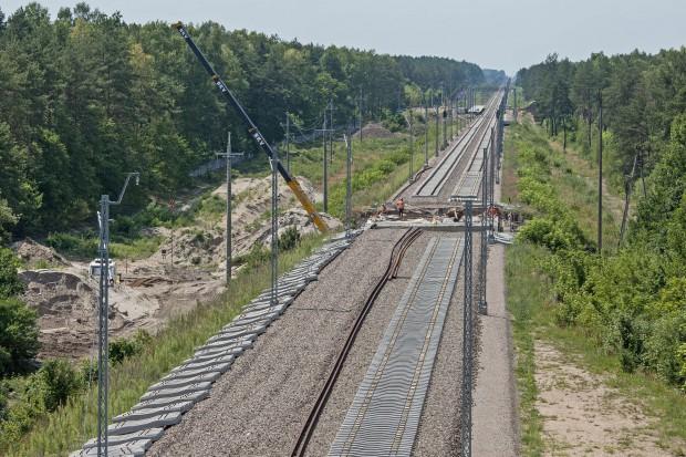 Rosną koszty uboczne modernizacji torów