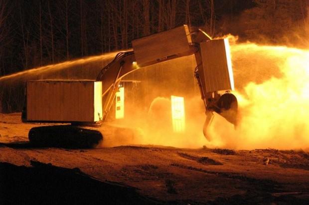 Kanadyjczycy zbadają wybuch na odwiercie Serinusa