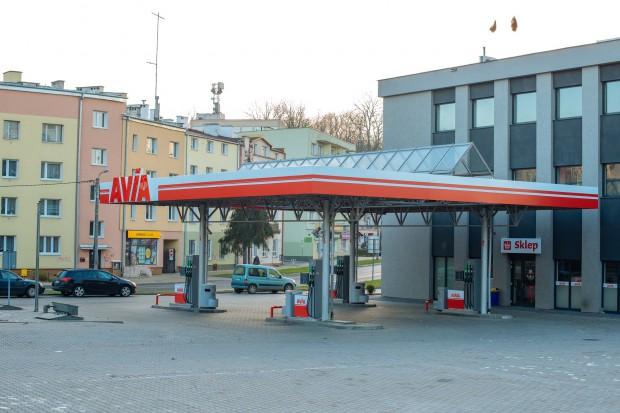Rusza stacja paliw Avia w centrum Lublina