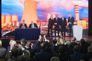 Zdjęcie numer 1 - galeria: Nowy blok energetyczny Grupy Enea o mocy 1075 MW oddany do eksploatacji