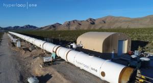 Hyperloop ma szansę ruszyć w USA po 2023 roku