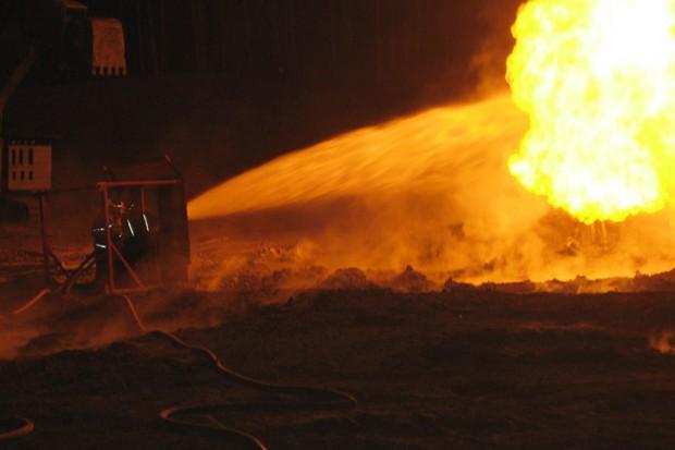 Wybuch i pożar na odwiercie Serinusa okiem specjalisty