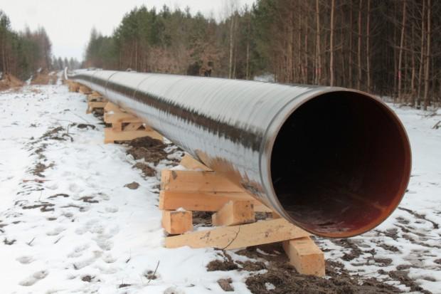 Przetarg na ważny gazociąg powtórzony. Oferty znów dalekie od budżetu