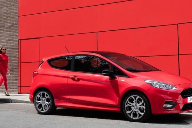 Ford zwiększa produkcję Fiesty. Pracują nawet w sobotę