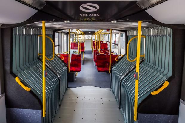 Solaris dostarczy autobusy elektryczne do Brukseli