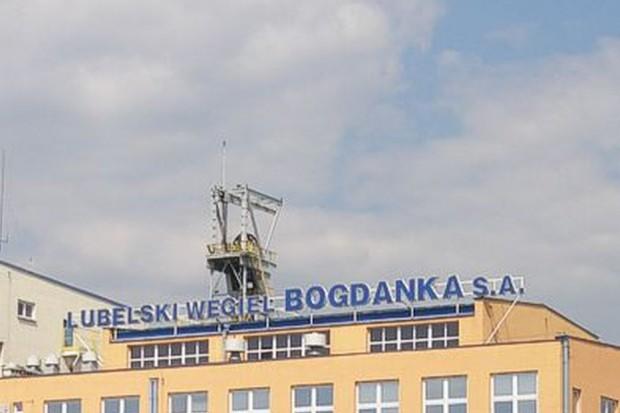 Bogdanka złożyła wniosek o koncesję na wydobycie węgla ze złoża K-6 i K-7
