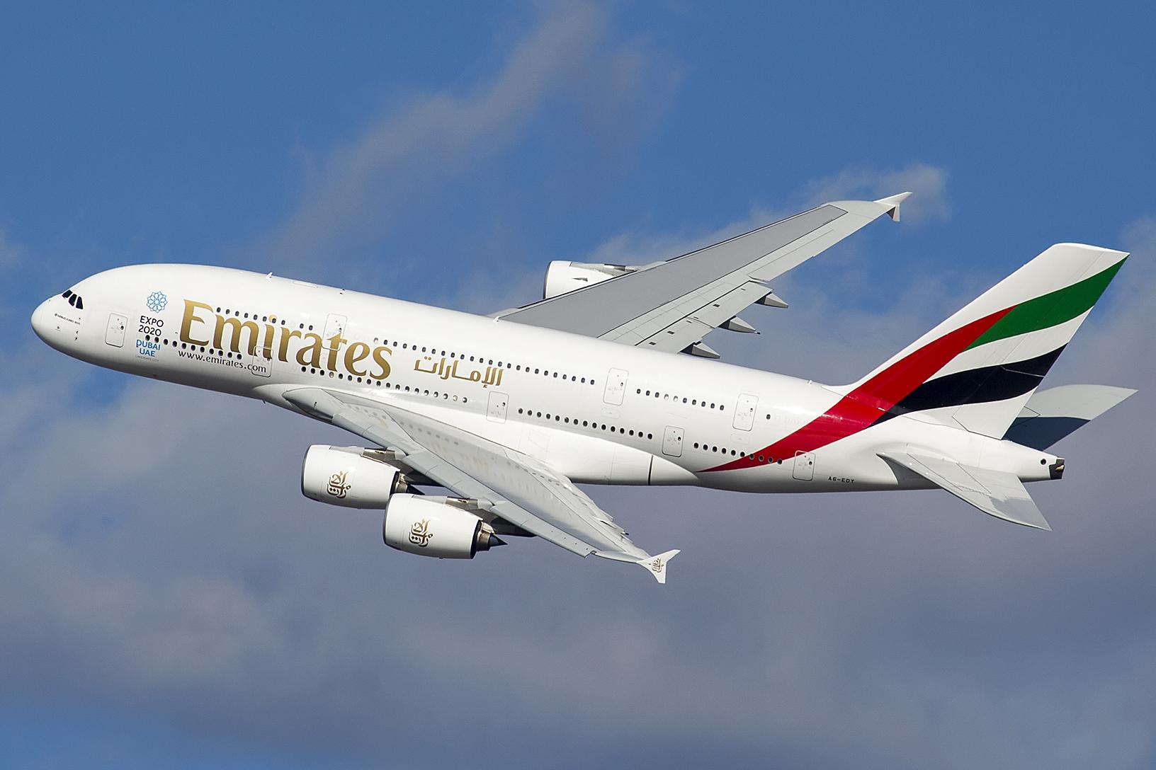 We flocie Emirates jest już 109 maszyn tego typu. Fot. mat. pras.
