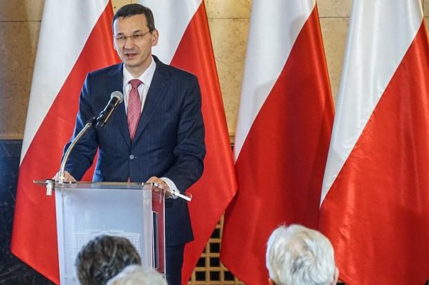 Mateusz Morawiecki: inwestycje jedną z lokomotyw wzrostu gospodarczego