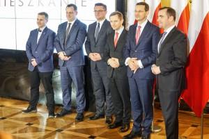 Zdjęcie numer 2 - galeria: Premier Morawiecki ogłasza Program dla Śląska