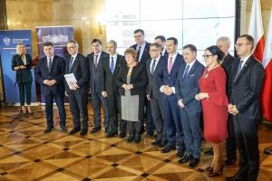 Zdjęcie numer 3 - galeria: Premier Morawiecki ogłasza Program dla Śląska