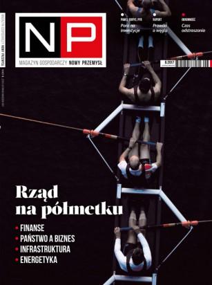 Magazyn Gospodarczy Nowy Przemysł 6/2017
