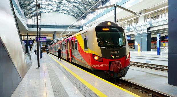 Średnicowy tunel kolejowy odblokuje Łódź