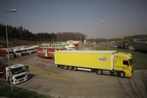 Dokładne pomiary emisji CO2 ciężarówek