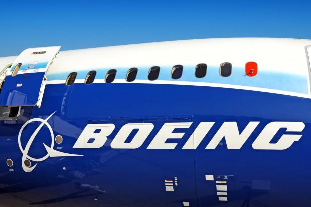 Boeing ma środki na przejęcia o wartości kilku mld dolarów