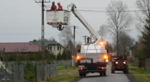 Energa przywróciła dostawy prądu w regionie