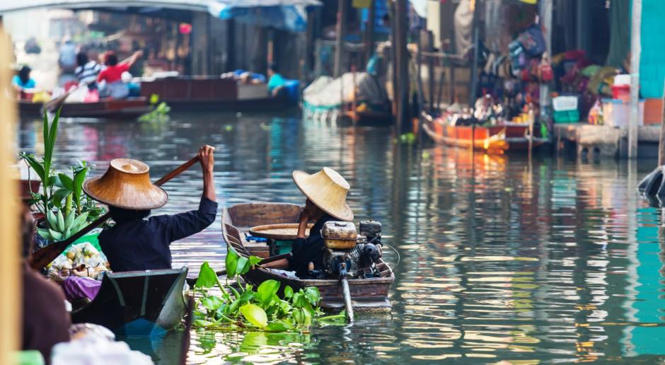 Jedna z największych tajskich sieci sprzedających żywność podbija sąsiednie rynki