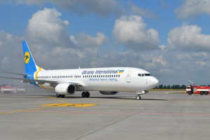 Kraków odzyskał połączenie lotnicze z Kijowem
