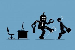 Roboty zabiorą pracę nawet programistom