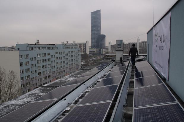 Elektrownia na dachu to czysty zysk