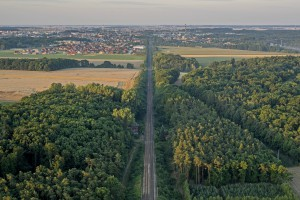 Są pieniądze na dalszą modernizację Rail Baltica