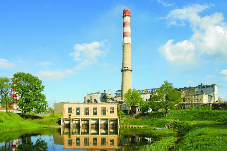 Energa Elektrownie Ostrołęka - Elektrociepłownia A. fot. Energa