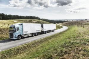 Chińskie Geely weszło w ciężarówki Volvo