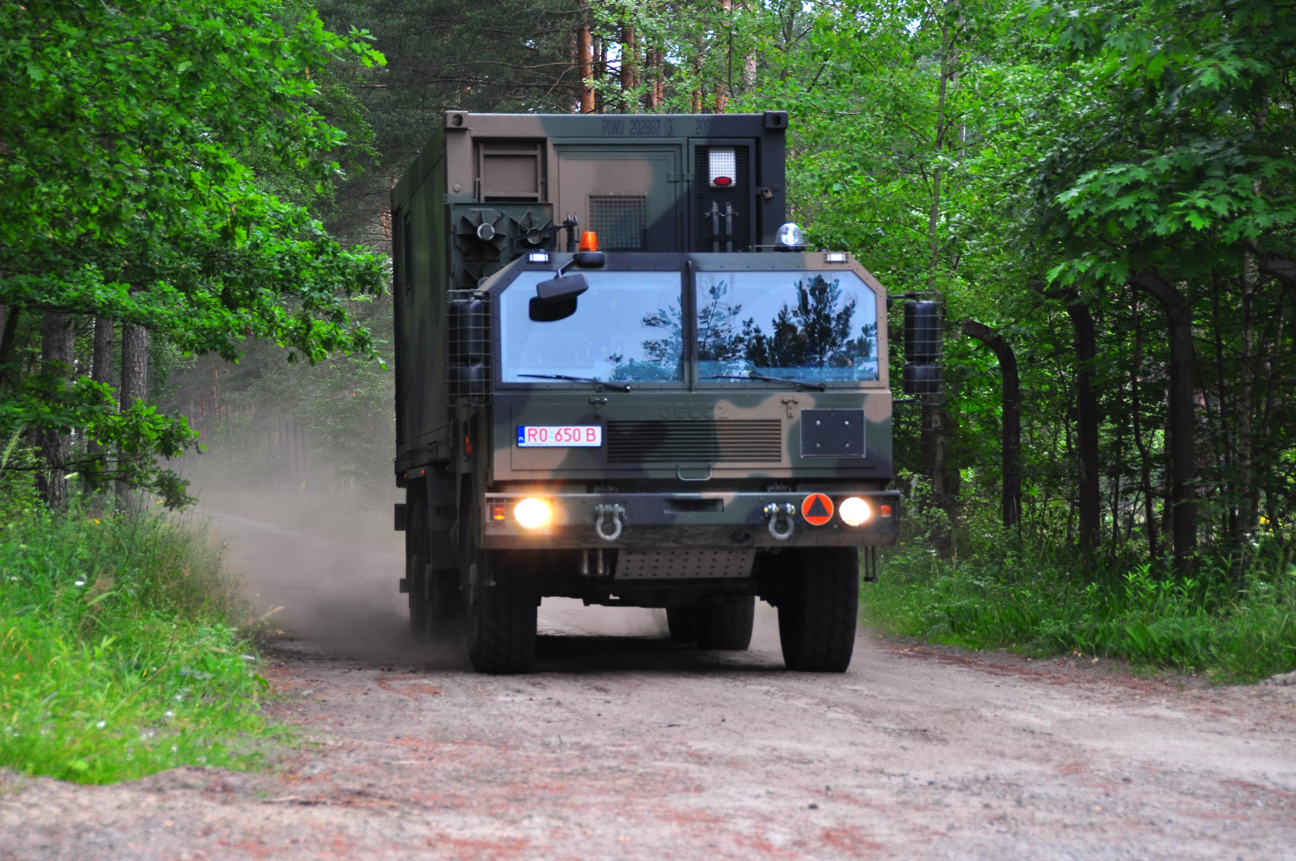 Artyleryjski Wóz Remontu Uzbrojenia Fot. mat. prasowe HSW