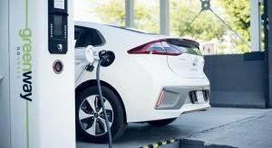Większa moc ładowarek do samochodów elektrycznych