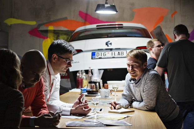Škoda szuka cyfrowej pomocy w Izraelu
