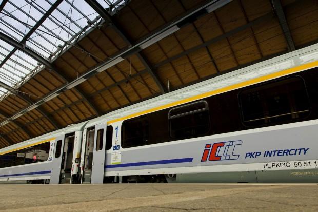 PKP Intercity z rekordowym zyskiem