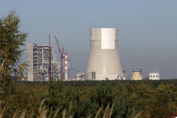 Tauron jeszcze poczeka na wsparcie budowy bloku 910 MW w Elektrowni Jaworzno III