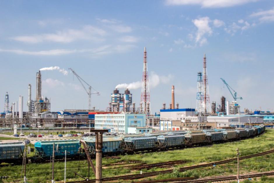 Fabryka nawozów w Nowomoskowsku w Rosji. fot.Yiriy Mezenmir/Shutterstock.com