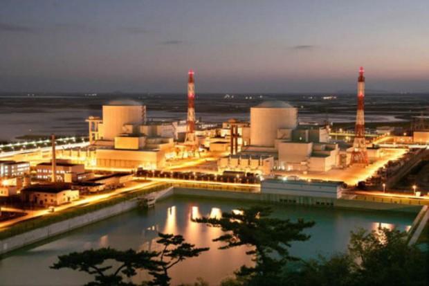 W chińskiej elektrowni Tianwan uruchomiono blok jądrowy o mocy 1000 MW