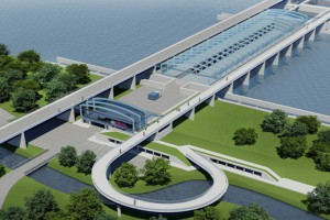Jest zgoda na budowę stopnia wodnego na Wiśle za 2 mld zł