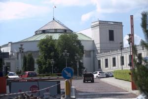 Frankowicze zapowiadają pikietę, bo nie chcą ich wpuścić do Sejmu