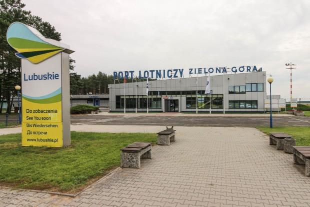 Lotnisko Babimost obsłużyło rekordowo dużo pasażerów