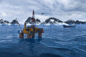 Aktywiści z Greenpeace wdarli się na platformę wiertniczą w Norwegii