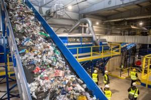 Katowice uruchomiły produkcję paliwa ze śmieci