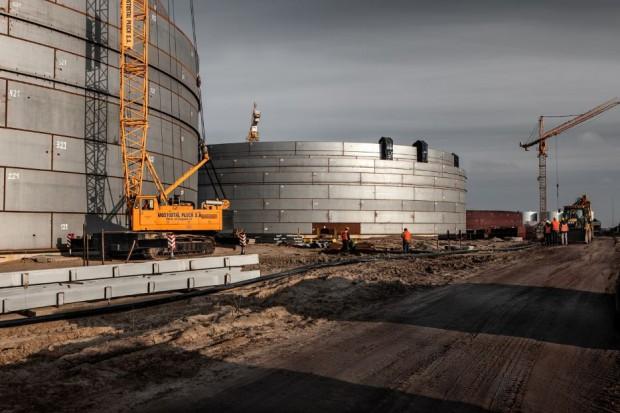 Mostostal Płock i Mostostal Warszawa wybudują zbiorniki dla PERN