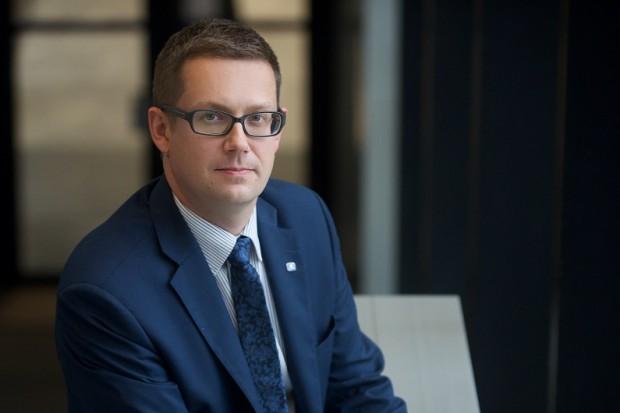Mateusz Wodejko nowym wiceprezesem PERN