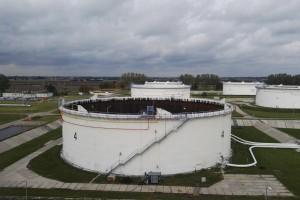 PERN planuje budowę zbiorników w swych bazach paliw
