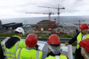 Coraz bliżej uruchomienia bloku jądrowego Flamanville 3