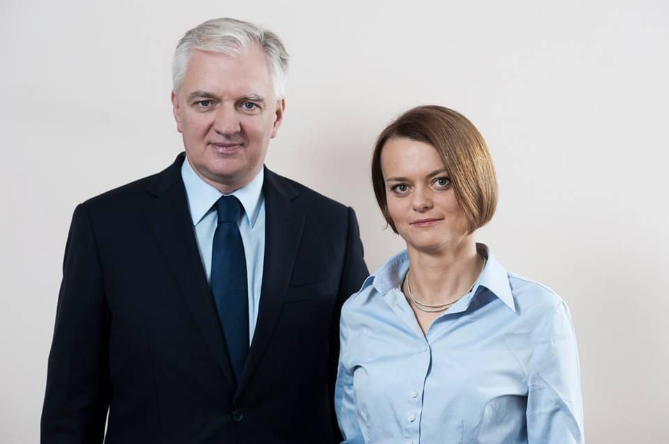 Emilewicz od 2015 pełni funkcję podsekretarza stanu w Ministerstwie Rozwoju, jest także wiceprezesem Porozumienia (fot. Facebook/Jadwiga Emilewicz)