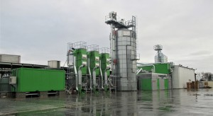 Grupa Stelmet rozpoczęła produkcję pelletu w Grudziądzu