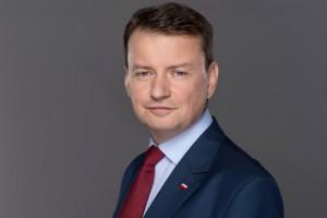 Mariusz Błaszczak nowym szefem MON