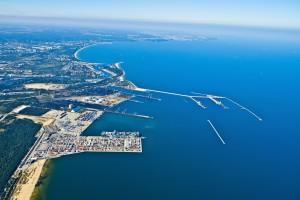 Polskie porty morskie zanotowały imponujący wzrost przeładunków