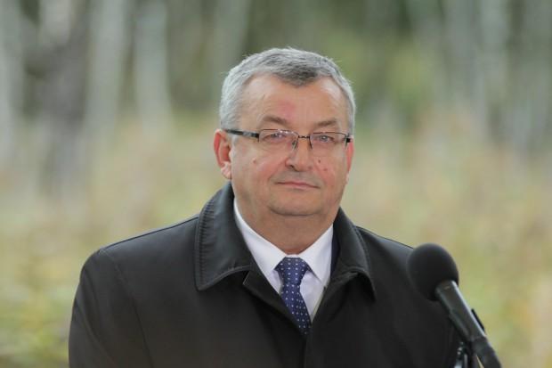 Andrzej Adamczyk ministrem infrastruktury