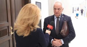 Niesiołowski: Macierewicz marszałkiem Sejmu to Gombrowicz lub Kafka