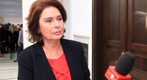 Kidawa-Błońska: zmiany personalne, a rządzić będzie i tak Jarosław Kaczyński